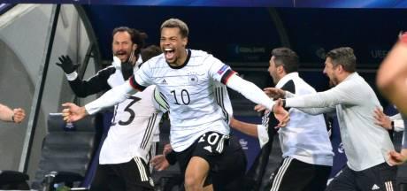 Lukas Nmecha offre l'Euro Espoirs à l'Allemagne