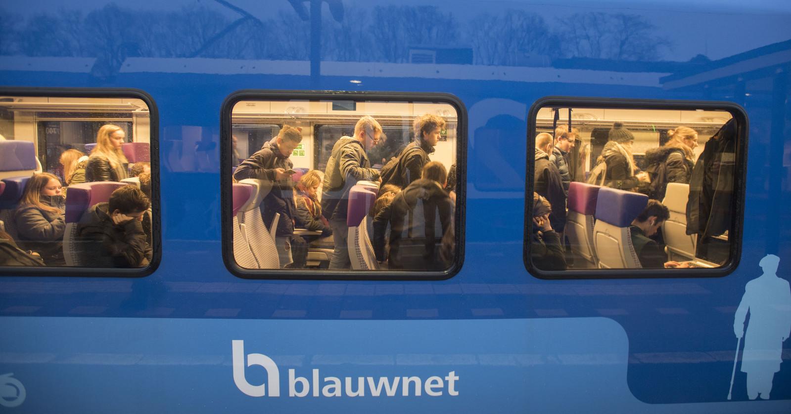 Sterk aangepaste vertrektijden op verschillende treintrajecten in deze regio als gevolg van werkzaamheden aan het spoor rond Hengelo.
