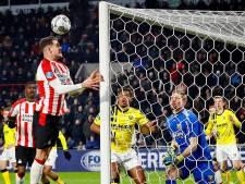 Met name op de ranglijst dwingt PSV ontzag af