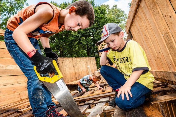 In 2019 werd de laatste editie van de Huttenbouw in Alphen gehouden. Vorig jaar was er vanwege corona een thuiseditie en ook dit jaar zal dat weer het geval zijn.