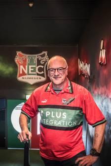 Superfan van NEC, uit Friesland: 'Hier zeggen ze nu ook ennisee'