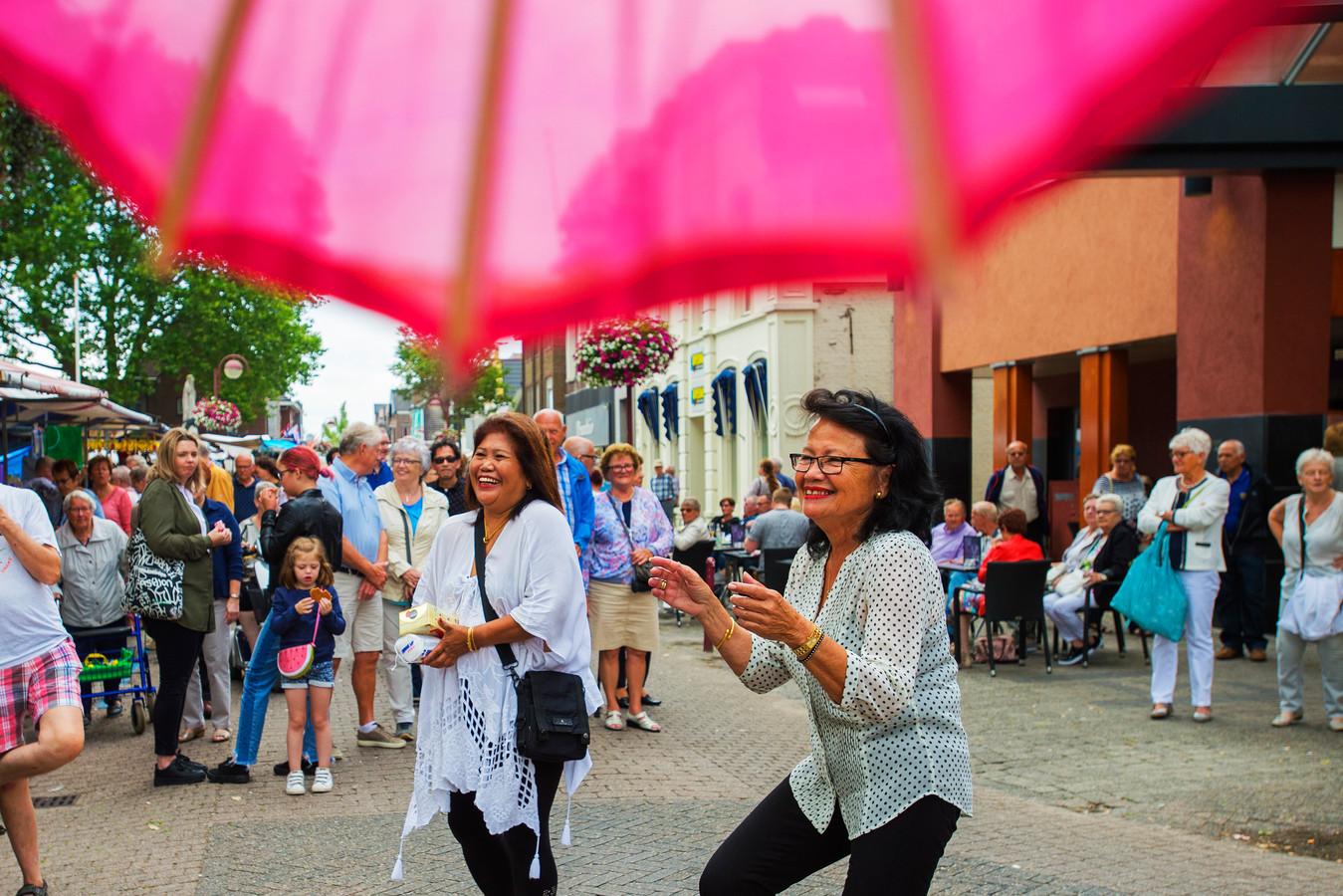 Het jaarlijkse zomerfestijn in Kaatsheuvel is verplaatst naar juli volgend jaar.