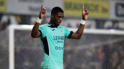 Football Talk (3/11). Virton neemt de koppositie in 1B over na zege bij Lokeren - Invaller Januzaj helpt Sociedad aan zege bij Granada
