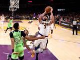 50 punten Davis leiden Lakers naar zege tegen Wolves
