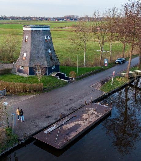 Laden en lossen bij loswal Kerkweg Giethoorn blijft mogelijk