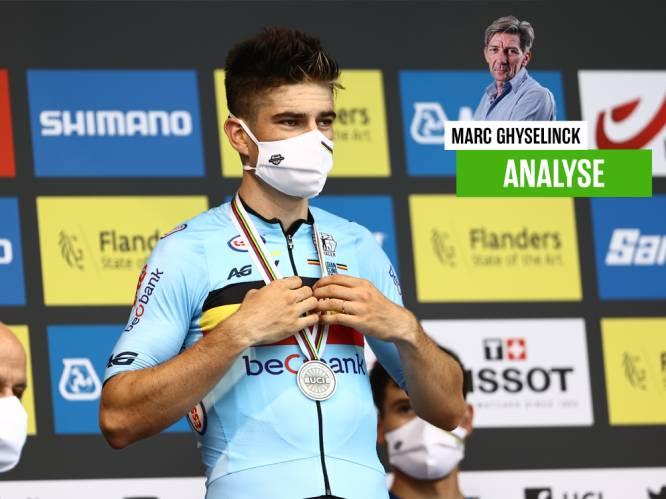 """Onze chef wielrennen genoot ondanks 'het zilver te veel' voor Van Aert toch van de WK-tijdrit: """"Wat! Een! Begin!"""""""