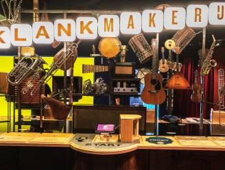 """Het [F] Experience Museum in Muziekcentrum Dranouter omgetoverd tot De Klankmakerij: """"Een groot gezelschapsspel vol opdrachten en weetjes rond muziek"""""""