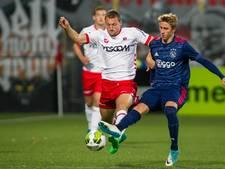 Helmond Sport nog altijd zonder zege