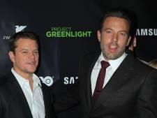 Filmreünie Ben Affleck en Matt Damon