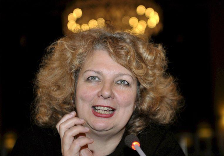 Marlene Dumas Beeld epa