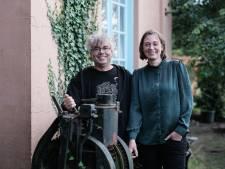 Roland en Yolande werden verliefd op een roze stationskolos van 15 meter hoog: 'Bied maar de helft, zei de buurman'