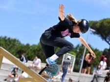 Skateboardsters na WK definitief zeker van Spelen