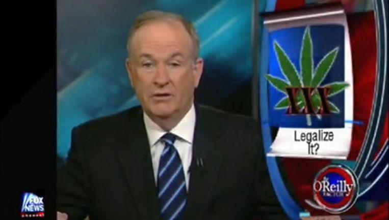 O'Reilly of Fox News. Beeld