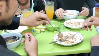 Voedsellabel geen invloed op maaltijdkeuze van studenten
