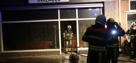 Brand in nieuwe tattooshop Inklabel in Roosendaal