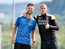 Van Norel en Arends fysiektrainers van Vitesse