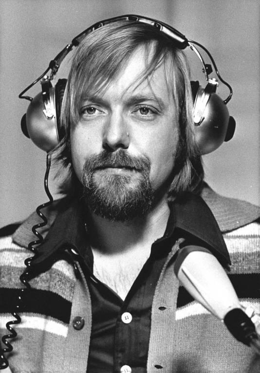 Mulder in 1975.