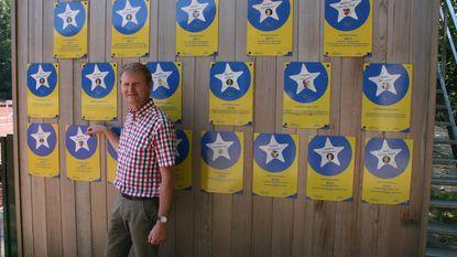 Atleten krijgen erkenning met Wall of Fame