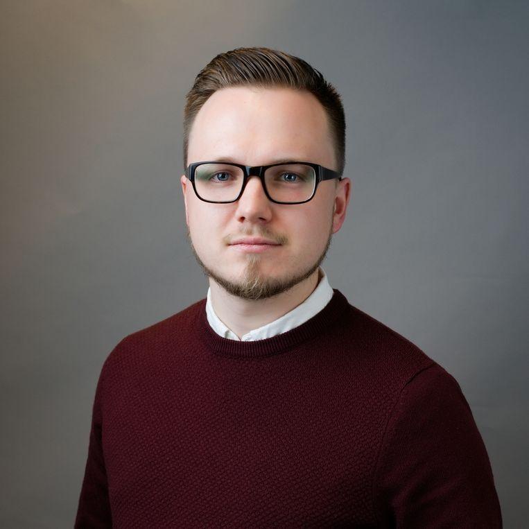Jakob Guhl: 'In Duitsland vielen sinds de hereniging meer doden door extreemrechts geweld dan door jihadistische terreur.' Beeld rv