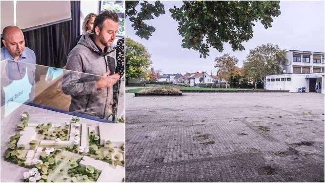 """Drie Hofsteden krijgt nieuw park op athena-scholencampus: """"Vijf voetbalvelden groot, met veel beleving"""""""