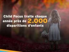 Child Focus lance une application pour retrouver les enfants disparus