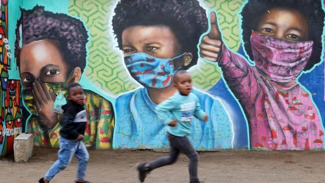 Aantal coronabesmettingen in Afrika zakt, terwijl nog geen 6 procent gevaccineerd is