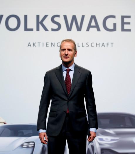Volkswagen investeert 700 miljoen euro in Amerikaanse fabriek voor elektrische auto's