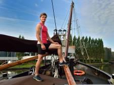Leven als topsporter? Jochem Ribberink (19) maakt liever een zeiltocht en doet een stapje terug als atleet