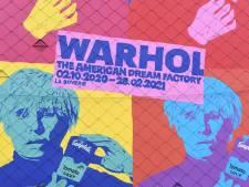 Liège: plus de 100.000 visiteurs pour l'exposition sur Warhol malgré la crise