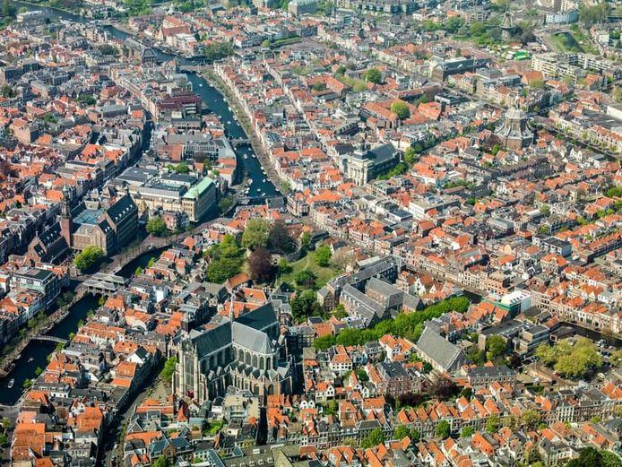 Beeld van Leiden, gedeeld door de Gemeente Leiden.