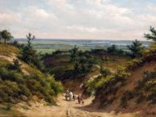 Na Het Valkhof stap je letterlijk het landschap uit het schilderij binnen: 'Binnenste Buitenland' toen en nu