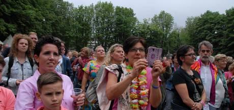 Roze Zaterdag trok ongeveer 6.000 bezoekers op de Parade