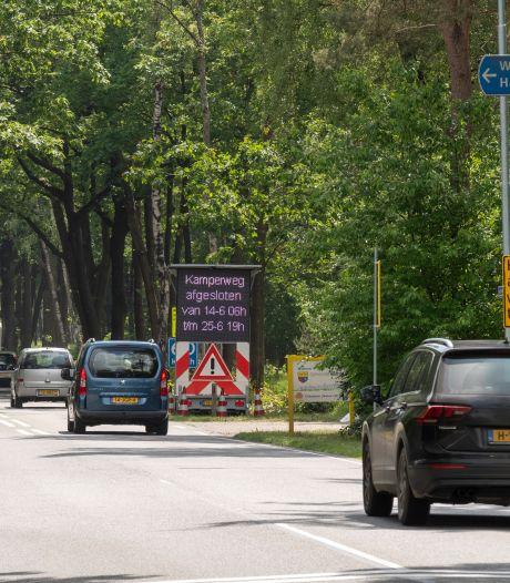 Werk aan de weg in Heerde komt voor inwoners Wezep op een ongelukkig moment