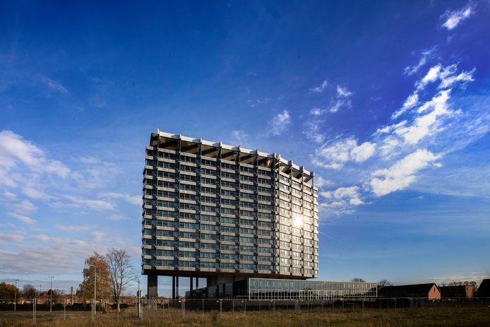 Het voormalige Philips-pand aan de Boschdijk in Eindhoven.