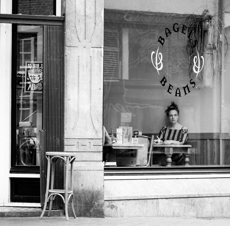Bagels & Beans, Den Bosch. Foto: Arnold Bertens