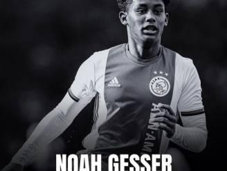 Ajax-talent Noah Gesser (16) en zijn broer omgekomen bij verkeersongeluk