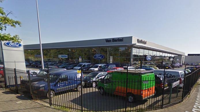Straks een vestiging van Van Mossel: Ford Van Berkel in Den Bosch