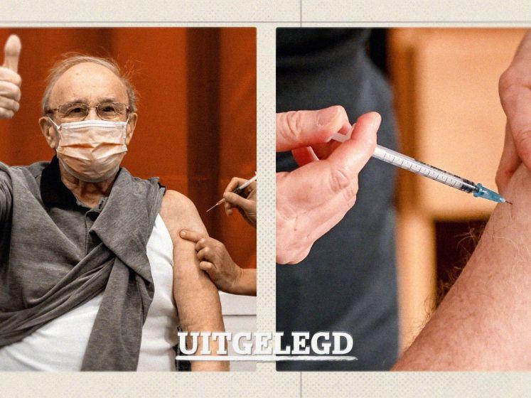 Ben je nog besmettelijk als je gevaccineerd bent?