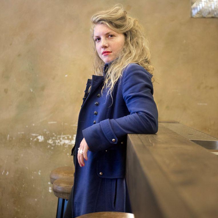 Simone van Saarloos. Beeld photo_news