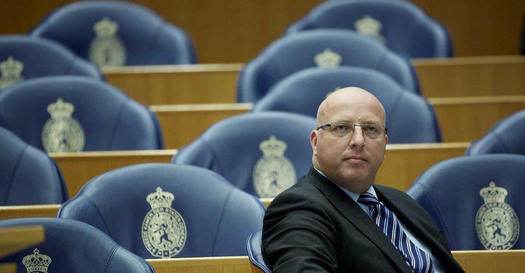 PVV-Kamerlid Sietse Fritsma. Beeld anp