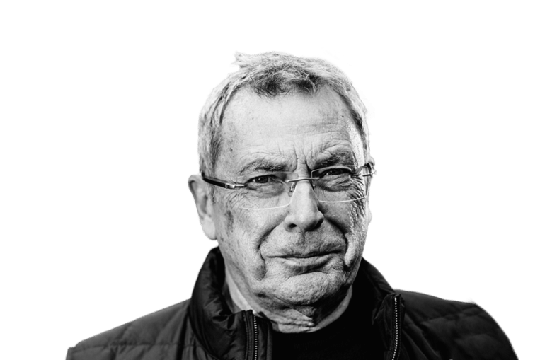 Mark Elchardus. Beeld rv