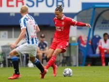 Ex-jeugdtrainer Job ten Thije zit trots voor de buis als 'zijn jongens' in het eerste van FC Twente staan