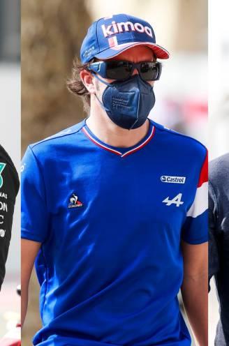 En of 2021 boeiend wordt: Hamilton op recordjacht, de terugkeer van Alonso en de stap vooruit van Red Bull en Verstappen