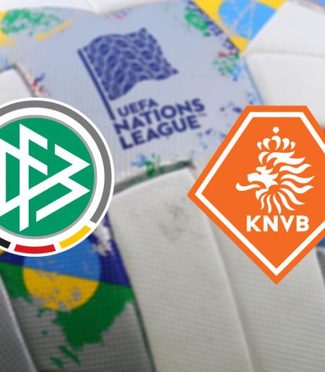 Kan Oranje Duitsland voor de tweede keer verslaan?