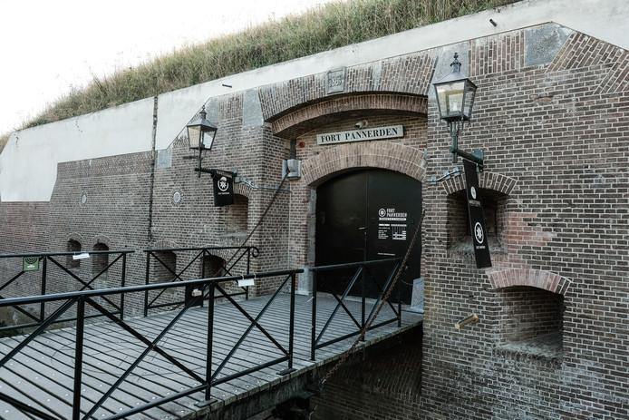 In Fort Pannerden komt een opera.