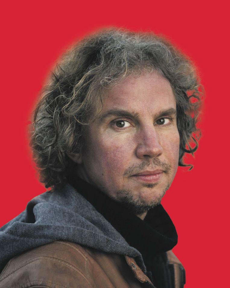 Tsead Bruinja: Dichter des Vaderlands, schreef het gedicht  Republiek leidt wereld royaal om tuin Beeld ANP - Olaf Kraak