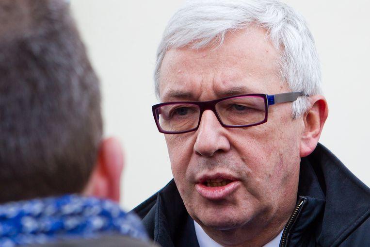 Thomaes was topman van het Verbond van Belgische Ondernemingen van 2004 tot 2012. Beeld BELGA