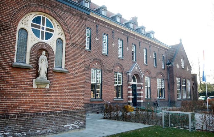 In Het Klooster in Waalre komen zorgappartementen.