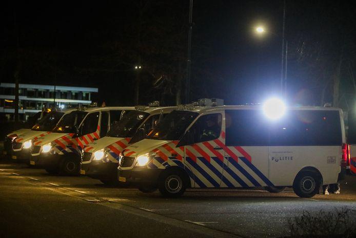 Politie-inzet in Helmond