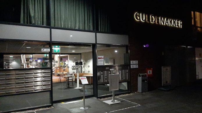 Het woonzorgcentrum Guldenakker in Goirle is sinds dinsdag gesloten.
